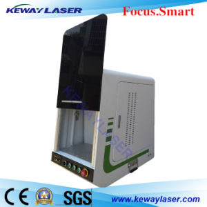 Business Card/Name Card Marking System/Laser Marker pictures & photos