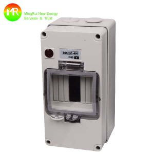 Electrical Distribution Box Size MCB Box 56CB4n pictures & photos