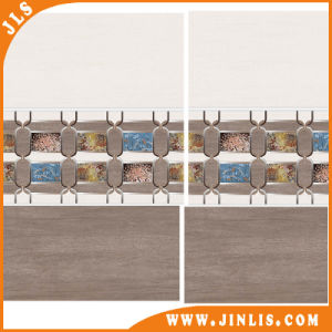 Building Material Inkjet New Water-Proof Bathroom Ceramic Wall Tile pictures & photos