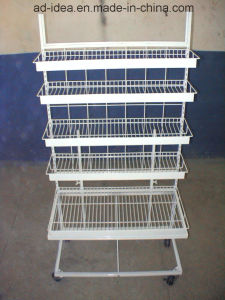 Magazine Display Rack/Multi Layers Display Rack (MDR-011) pictures & photos