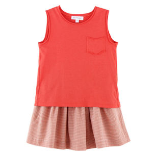 100% Cotton Sleeveless Girls Clothing for Girls pictures & photos