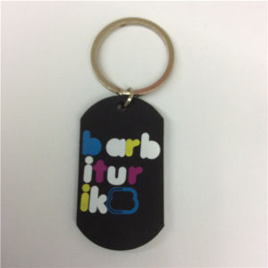Professional Manufacture Customize Christmas Gift Designer Key Chain pictures & photos