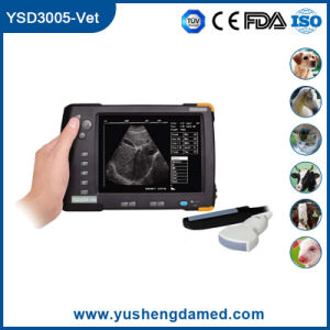 High Qualified Clear Image 7 Inch Medical Device Veterinary Ultrasound pictures & photos