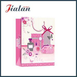 Fashion Lady Design 4c Cheap Printed Wholesales Lamination Paper Bag pictures & photos