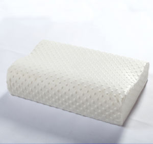 Curve High Density Polyurethane Foam Contour Pillow pictures & photos