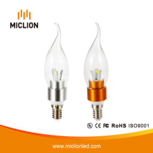 3W E14 LED Bulb Candle Light pictures & photos