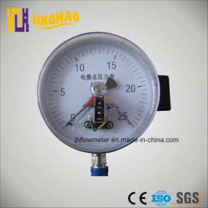 Low Pressure Gauge with Alarm (JH-YL-XC) pictures & photos