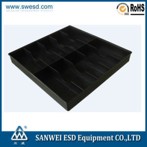 Conductive PCB Tray with Partition (3W-9805121) pictures & photos