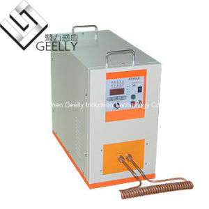 300kHz Ultra High Frequency Induction Heating Machine for Brazing Welding Quenching Melting Metals pictures & photos