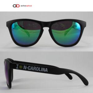 CE Customized Brand Fashion Plastic Retro Sunglasses (a15531)