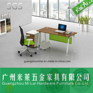 Modern Modular Office Manager Table with Steel Frame pictures & photos