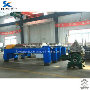 Lw Series Decanter Centrifuge Separator for Sluge Dewatering pictures & photos