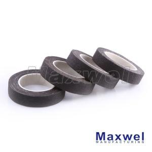 Black Self Adhesive Fiber Insulation Tape pictures & photos