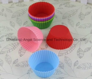 Big Size Cake Tool Silicone Cake Pan Sc01 (L) pictures & photos