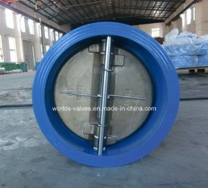 Dual Plate Check Valve with CE (H77X-10/16) pictures & photos