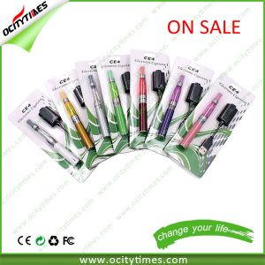 Best and Cheapest E Cigarette Starter Kit EGO CE4 Blister Kit pictures & photos