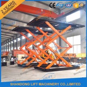 Home Garage Auto Car Lift for Sale pictures & photos