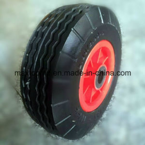 280/250-4 Solid Rubber PU Foam Wheel pictures & photos
