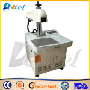 Fast Speed Fiber Laser Marking Machine/Laser Engraving Machine pictures & photos