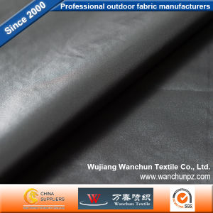 Polyester Memory Fabric Plain for Garment pictures & photos