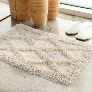 Hot Sale 100% Cotton Thick Hotel Bath Rug pictures & photos