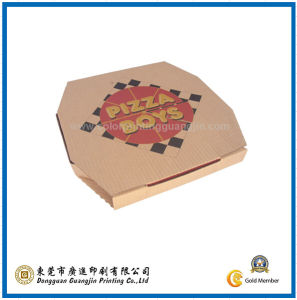 Pizza Take Away Paper Packaging Box (GJ-Box194) pictures & photos