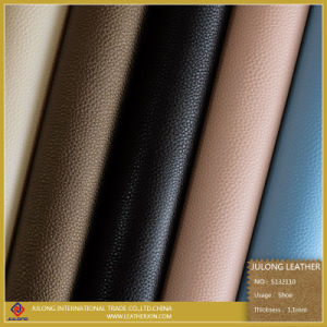 Top Sell High Quality Embossed PU Leather (S132) pictures & photos