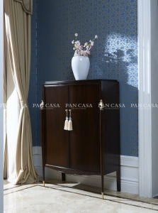 High Quality Classical Wooden Furniture Bedroom Shoes Cabinet (MS-A6044)
