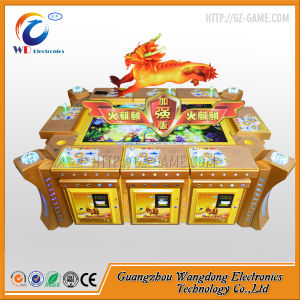 Wangdong Fire Kirin Catching Fish Arcade Casino Fishing Game Machine pictures & photos