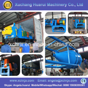 Semi-Automatic Tire Crusher Waste Tyre Recycling Machine Rubber Powder Plant pictures & photos