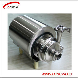 Sanitay Stainless Steel Horizontal Single Suction Centrifugal Pump pictures & photos