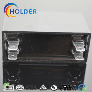 AC Motor Start Fan Capacitor (CBB61 105UF/450V) pictures & photos