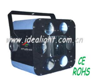 3PCS 3W Tri-Color Six Eyes LED Effect Light