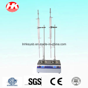 Water in Crude Oil Apparatus (distillation method) (HK-8929A) pictures & photos