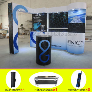 3X3 Aluminum Portable Versatile Reusable Exhibition Booth pictures & photos