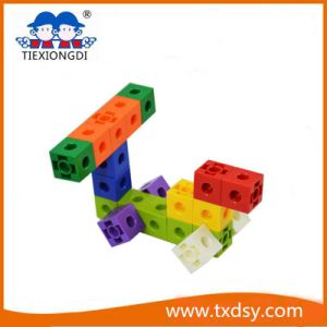 Hot Selling Children Plastic Magnetic Building Blocks for Sale pictures & photos