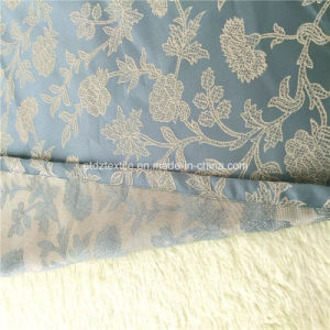 Chinese Hot Flower Pattern Embroidery Like Window Curtain pictures & photos