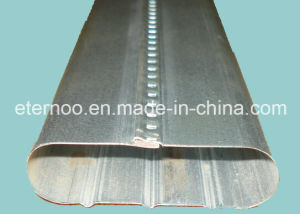 Post Tension Galvanized Spiral Corrugated Pipe Machine pictures & photos