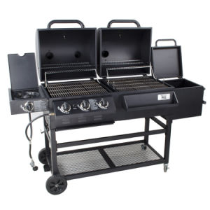 2016 New Charcoal and Gas Grill with Ce Approved (KLD5002) pictures & photos
