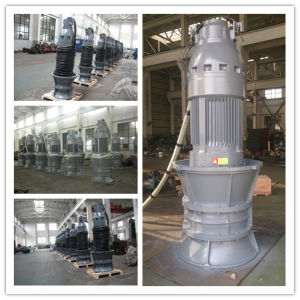 32 Inch 800qh-18 (735 rpm) Mixed Flow Submersible Pump
