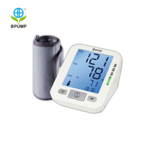 Pump Bt Blood Pressure Monitor with Large Display
