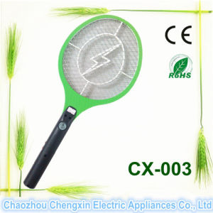 Hot Sales Rechargeable Mosquito Swatter Big Size Bat with Flashlight pictures & photos