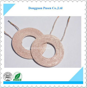 Copper Wireless Charger Coil for Receiving Coil