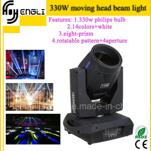 330W 15r Stage Moving Head Beam Light (HL-330BM) pictures & photos