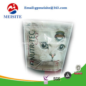 High Quality Doypack Zipper Plastic Pet Food Bag pictures & photos