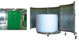 Y-1# Manual Circinaler Foaming Mould pictures & photos