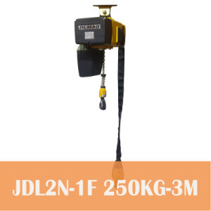 Electric Chain Hoist (JDL) 250kg