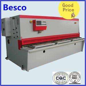 CNC Hydraulic Shearing Machine, CNC Hydraulic Cutting Machine pictures & photos