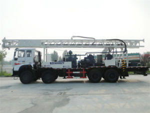 Low Price Truck Mounted Drilling Rig of Bzc400 pictures & photos