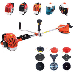 52cc Heavy Duty Gasoline Grass Cutter pictures & photos